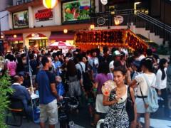 YUKA 公式ブログ/麻布十番納涼まつりの夜 その1 画像1