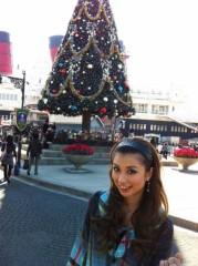 YUKA 公式ブログ/ディズニーシーは早くもクリスマスモード 画像1
