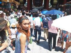 YUKA 公式ブログ/四万六千日とほおずき市 画像1