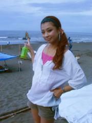 YUKA 公式ブログ/しらす@鵠沼海岸 その1 画像1