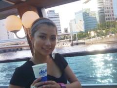 YUKA 公式ブログ/隅田川を水上バスでBON VOYAGE その1 画像3