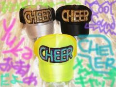 YUKA 公式ブログ/CHEERのメッシュキャップが当たるよ! 画像1