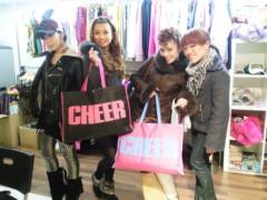 YUKA 公式ブログ/CHEER展示会 画像2