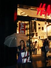 YUKA 公式ブログ/H&M渋谷店にいったよ♪ 画像1
