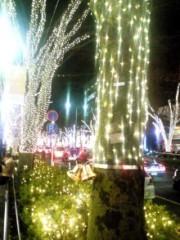 YUKA 公式ブログ/神宮外苑いちょう祭り〜表参道X'MASイルミネーション 画像3