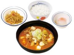 YUKA 公式ブログ/松屋のスン豆腐チゲセット 画像2