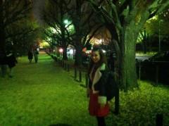 YUKA 公式ブログ/神宮外苑いちょう祭り〜ライトアップされた表参道のX'MASイルミネーション 画像2