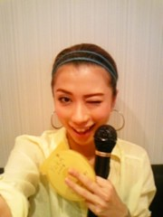 YUKA 公式ブログ/暑いねー 画像1