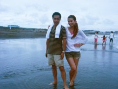YUKA 公式ブログ/しらす@鵠沼海岸 その2 画像3