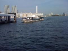 YUKA 公式ブログ/隅田川を水上バスでBON VOYAGE その1 画像1