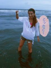 YUKA 公式ブログ/しらす@鵠沼海岸 その2 画像1
