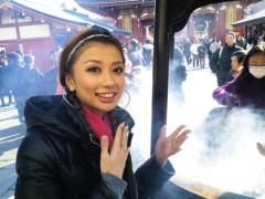 YUKA 公式ブログ/今戸神社の江原さん2 画像1