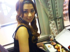 YUKA 公式ブログ/ロマンスカーで江ノ島へ その1 画像2