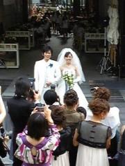 YUKA 公式ブログ/今日は結婚式 画像1