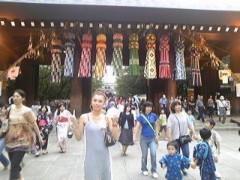 YUKA 公式ブログ/みたま祭り 画像1