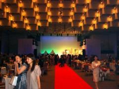 YUKA 公式ブログ/八代亜紀ディナーショー&ブーケショー その1 画像1