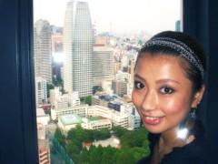 YUKA 公式ブログ/東京タワーから見たスカイツリー 画像2