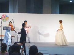 YUKA 公式ブログ/お花の祭典! 画像3