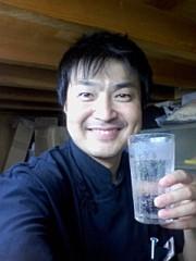 小川賢勝 公式ブログ/あづい(´Д`;) 画像1