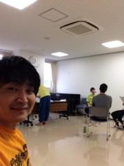 小川賢勝 公式ブログ/トリコロール稽古2回目 画像2
