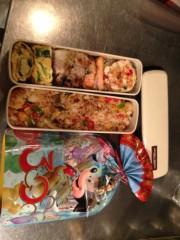 小川将且 公式ブログ/豆腐ハンバーグからのー 画像1