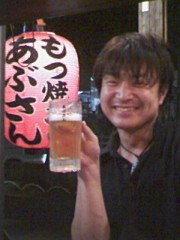小川将且 プライベート画像 地元飲み