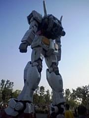 小川将且 プライベート画像/ガンダム! 2012-05-08 03:00:10