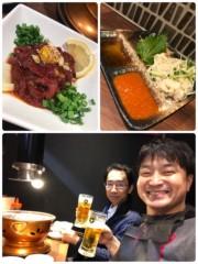 小川将且 公式ブログ/じしん 画像2