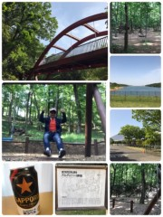 小川賢勝 公式ブログ/ちょっと遅めのGW 画像1