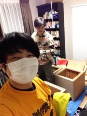 小川賢勝 公式ブログ/夜間作業 画像1