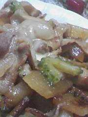 小川賢勝 公式ブログ/豚肉とゴーヤと梨 画像2