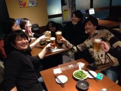 小川賢勝 公式ブログ/初日打ち上げAチーム 画像1