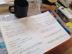 小川賢勝 公式ブログ/_〆(´Д`;;;)・゚・【勉強中】 画像1
