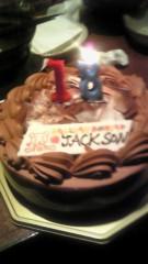 JACKSON(mixx) 公式ブログ/バースデーケーキ♪ 画像1