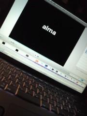 alma 公式ブログ/ライブ映像 画像1