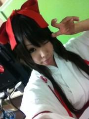 赤星ぽち仔 公式ブログ/巫女なう! 画像1