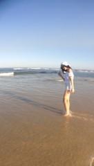 X21 公式ブログ/海辺☆ 画像1