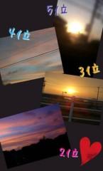 X21 公式ブログ/『夕陽』♪ 画像2