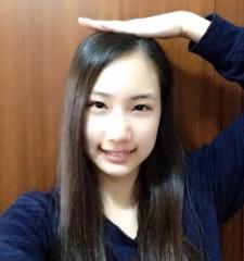 X21 公式ブログ/背が欲しい…(;_;)  画像1