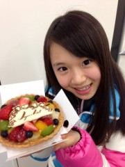 X21 公式ブログ/ケーキ 画像1