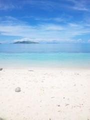 神長アイリーンミシェル プライベート画像 〓マナ島〓