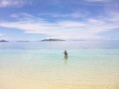 神長アイリーンミシェル 公式ブログ/フィジーのマナ島より 画像2