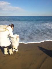 神長アイリーンミシェル 公式ブログ/海 画像2