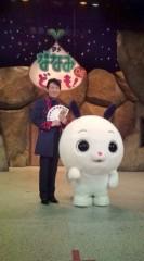北見伸 公式ブログ/NHKで、似合わない写真 画像2