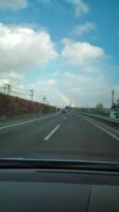 北見伸 公式ブログ/虹 画像1