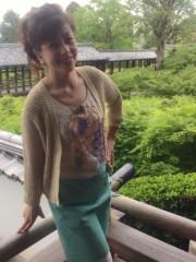 羽野晶紀 公式ブログ/生中継でした〜 画像1