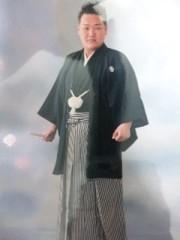 樽見 貞幸 プライベート画像 和服