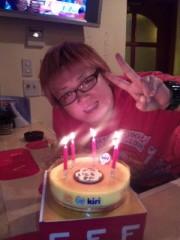 伊藤薫 公式ブログ/誕生日を迎えております。 画像3