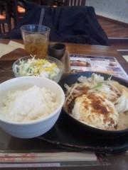 伊藤薫 公式ブログ/食べてます。( ⌒‐⌒) 画像1