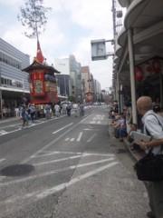 伊藤薫 公式ブログ/満員… 画像1